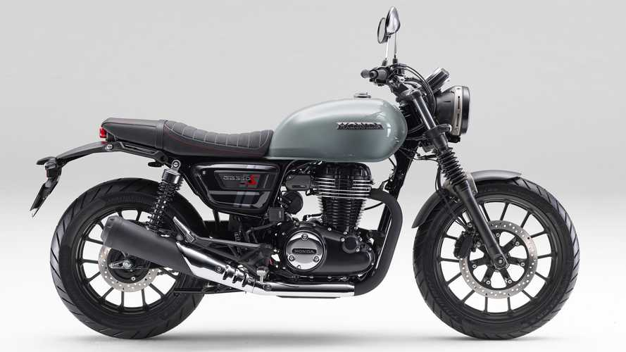 2021 Honda GB350 S To Roll Into Japanese Showrooms In July