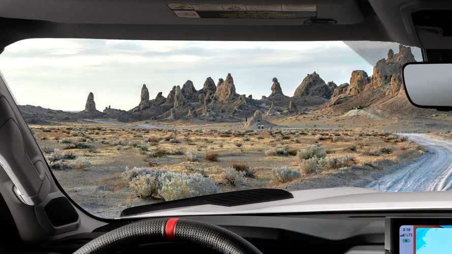 2021 Toyota Tundra'nın kabininden ilk teaser!