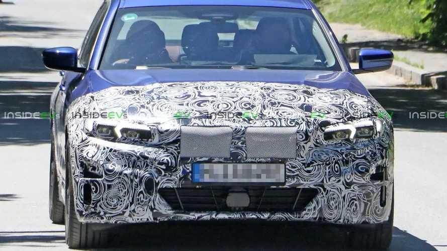2022 BMW 3 Series Electric