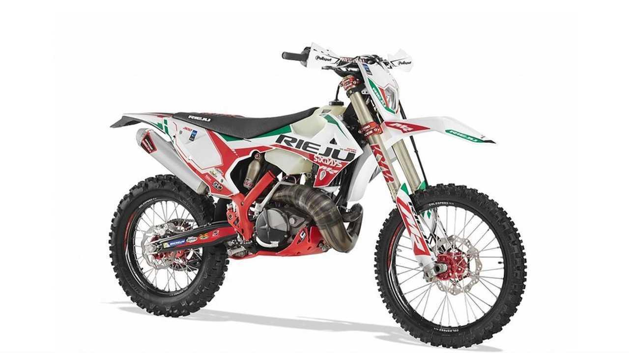 Rieju 300 MR Racing Six Days Italy