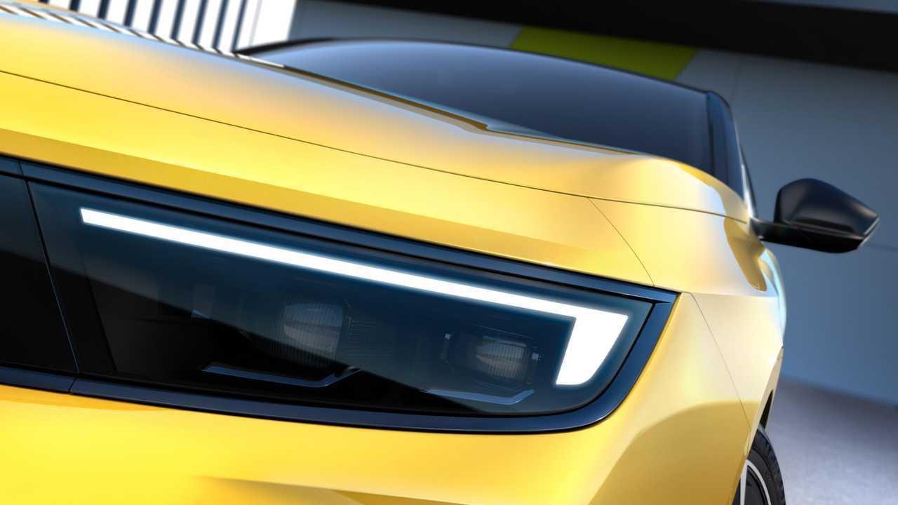Nuova Opel Astra 2021