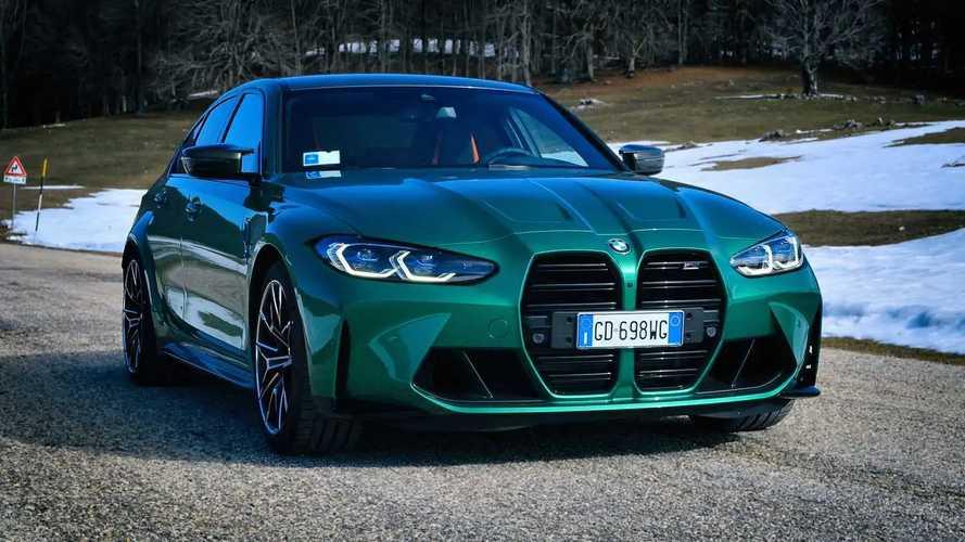 BMW M3 Competition (2021), la nostra prova