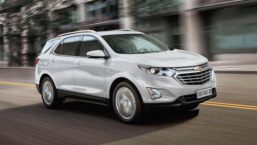 Chevrolet Equinox 2021, só com motor 1.5 turbo, tem preço de R$ 189.900