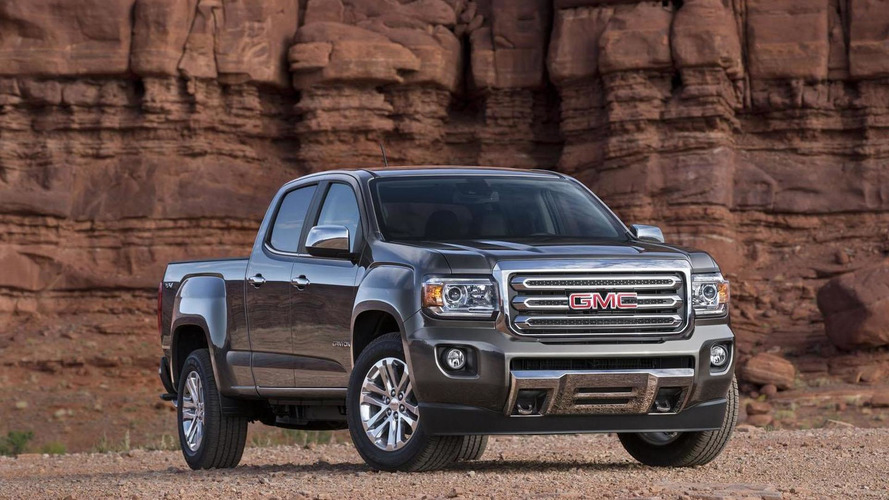 2016 Chevrolet Colorado / GMC Canyon Diesel comes into focus