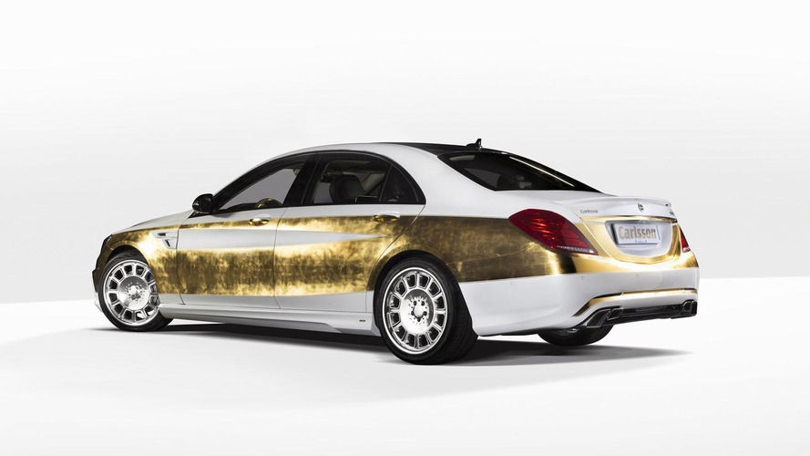 Carlsson CS50 Versailles is a tasteless tribute to the French aristocratic way of life