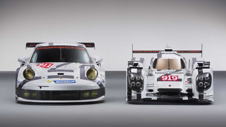 Porsche 919 Hybrid fully revealed in Geneva with turbocharged V4 2.0-liter engine