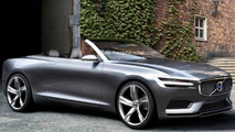 Volvo C70 replacement render 01.11.2013