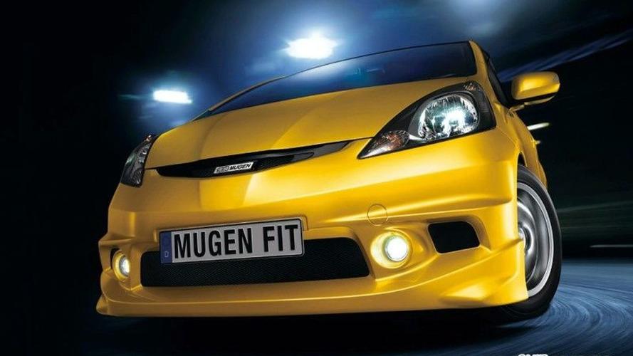 Mugen-tuned Honda Fit To Hit Tokyo