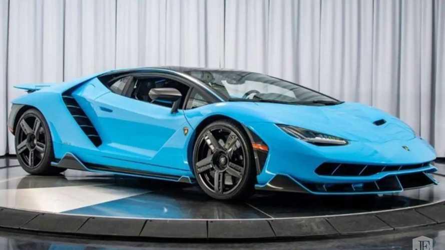 Lamborghini Centenario - Prestige Imports
