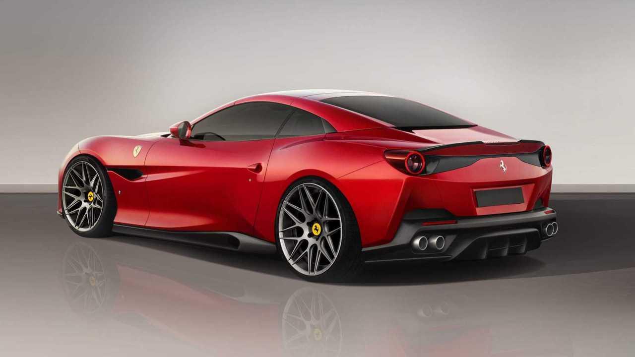 Ferrari Portofino - Loma