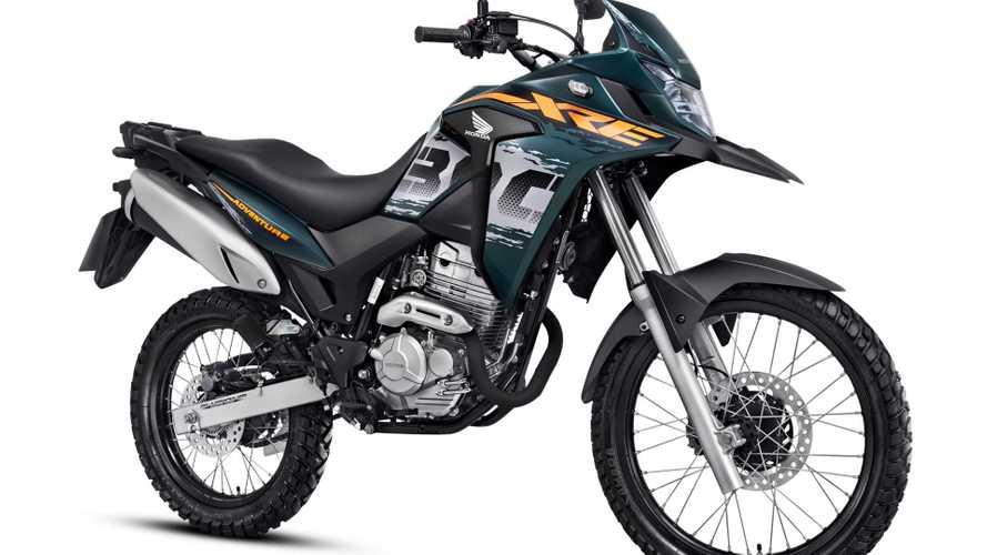 Honda XRE 300 ABS 2019