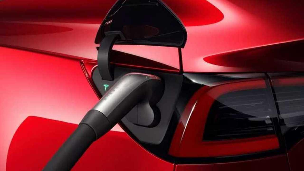 Tesla Model 3 CCS