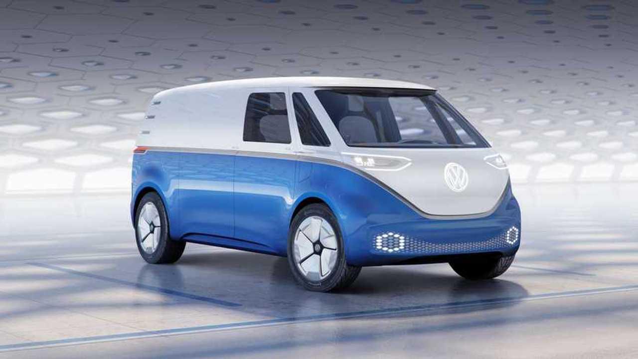 VW I.D. Buzz Cargo Concept