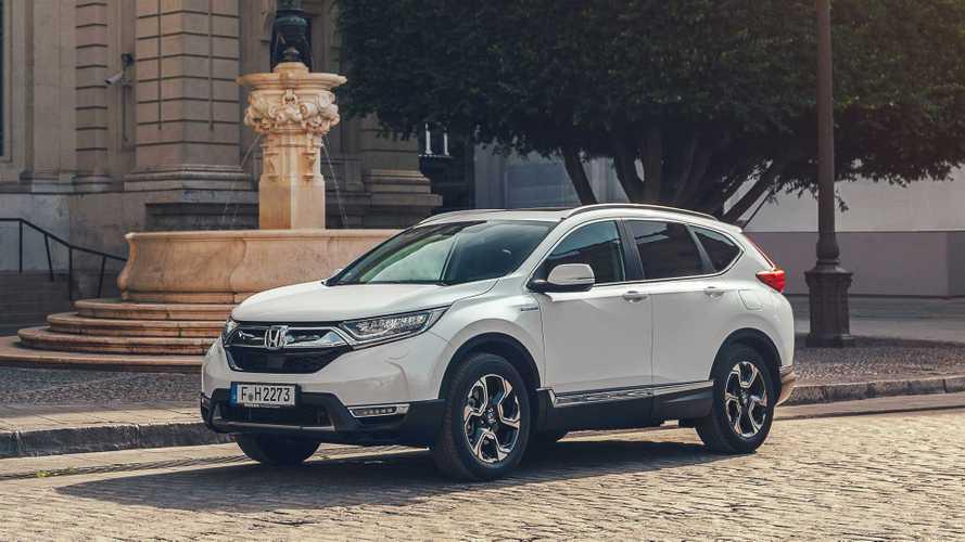 Primera prueba Honda CR-V Hybrid 2019: un SUV especial