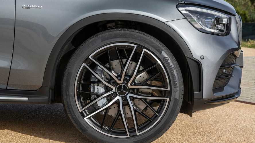 Mercedes-AMG GLC 43 Coupe (2019)