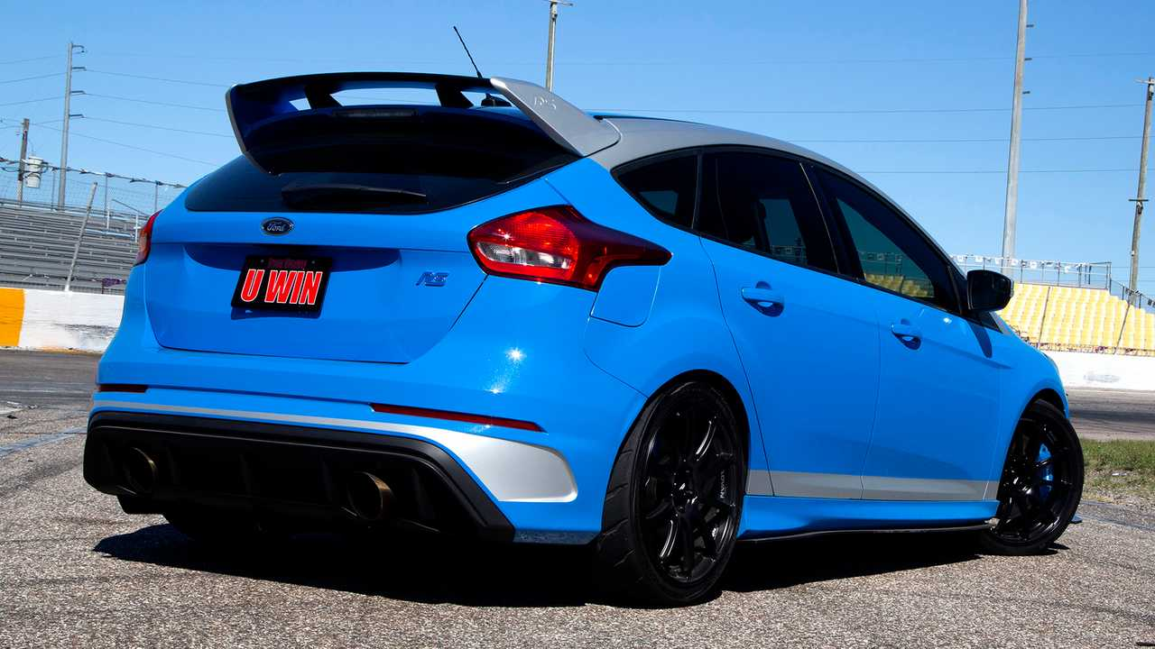 Car Giveaway 2017 >> Motor1.com Exclusive: Get Extra Chances To Win This 450-HP Ford Focus RS