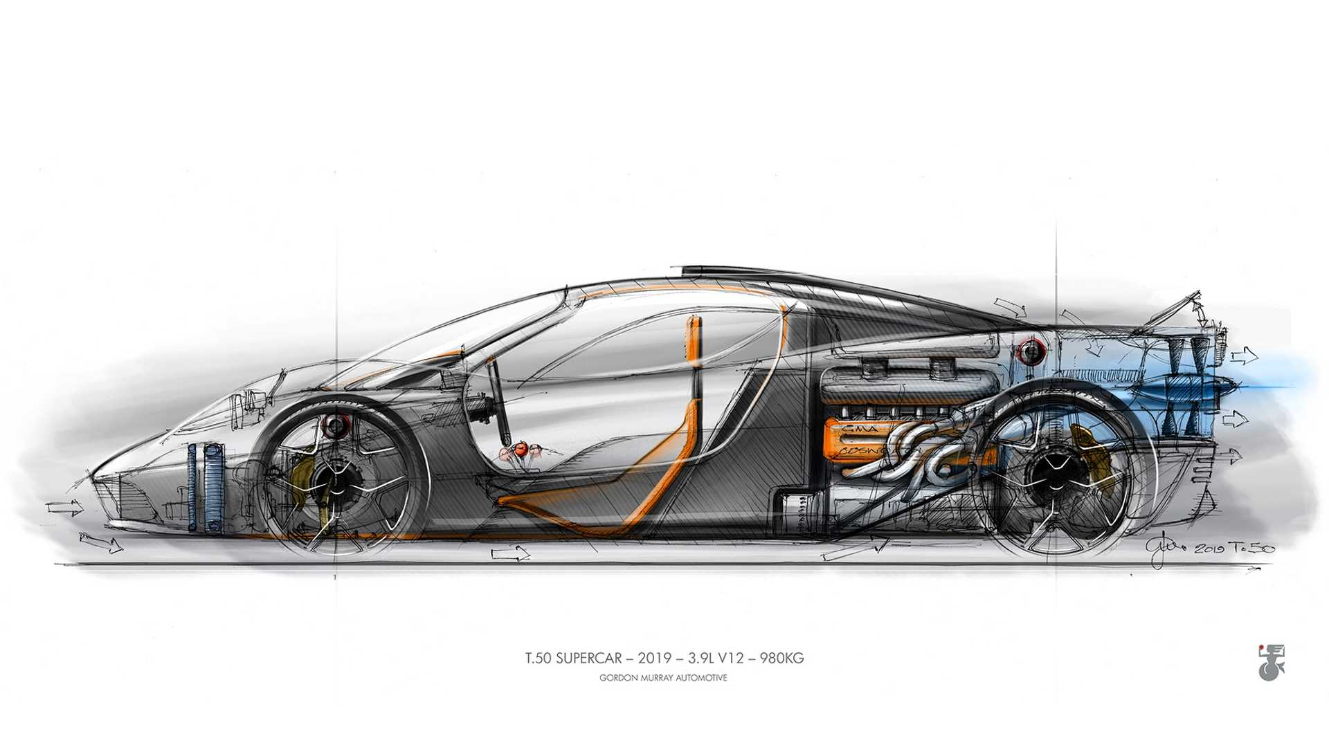 Gordon Murray's Supercar To Use Highest-Revving Engine In