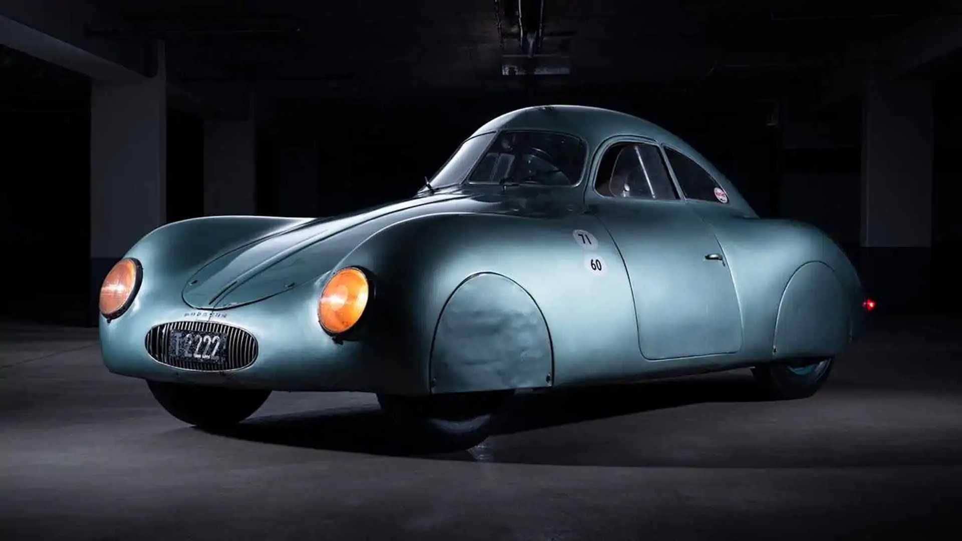 Porsche Type 64 At RM Sotheby's Monterey Auction