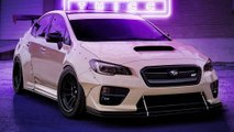 Subaru WRX STI - CCC Widebody Kit
