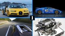 Bugattis Hypercars im Vergleich: EB110 vs Veyron vs Chiron