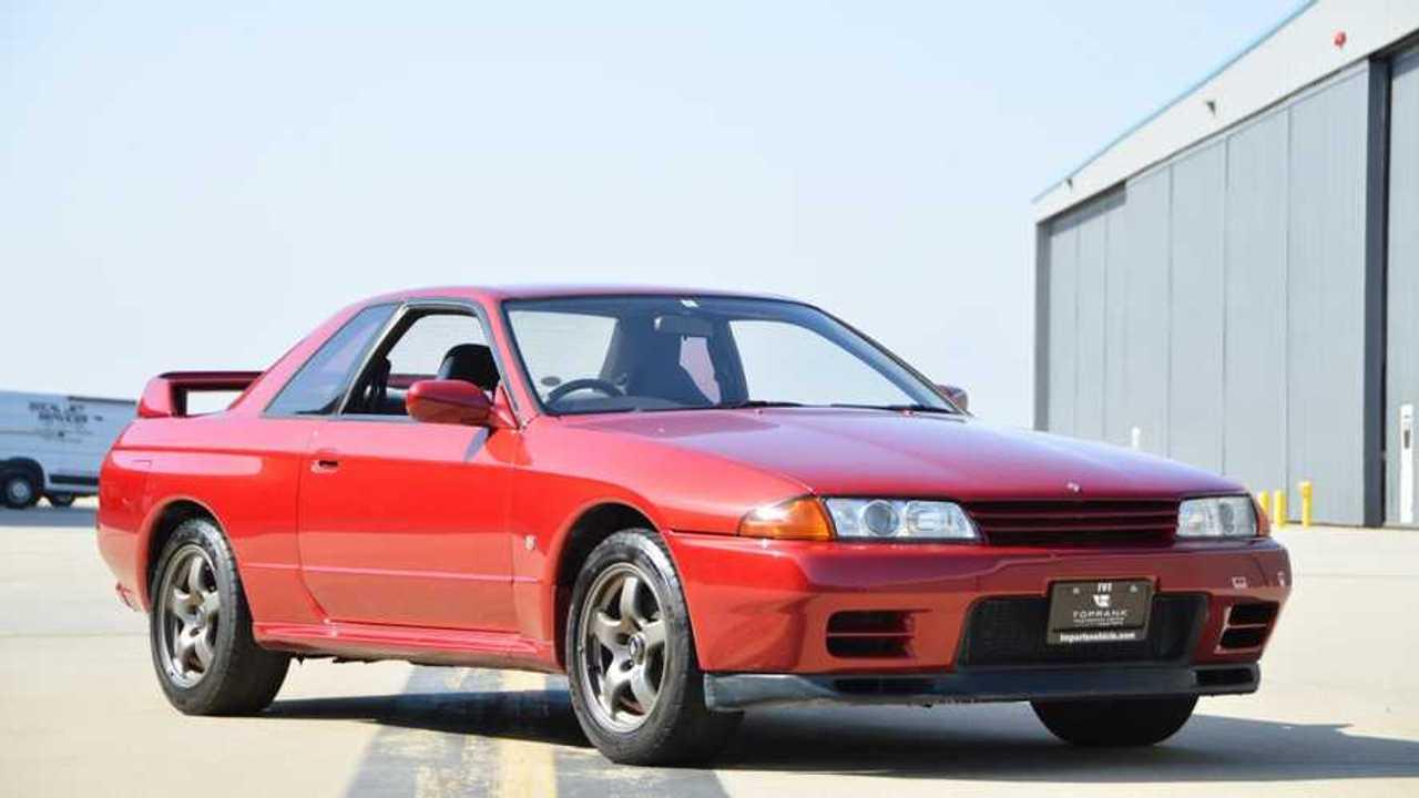 CFS: 1990 Nissan Skyline GT-R R32