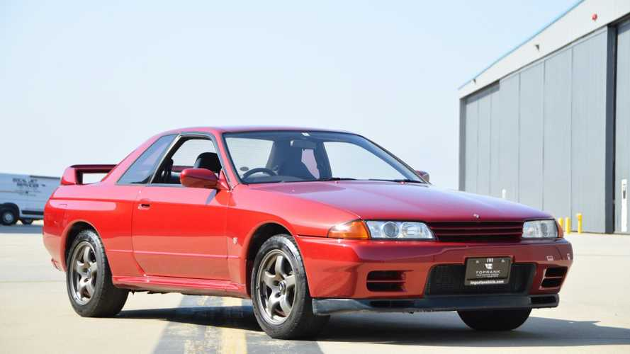 Is This The Perfect R32 Nissan Skyline GT-R?