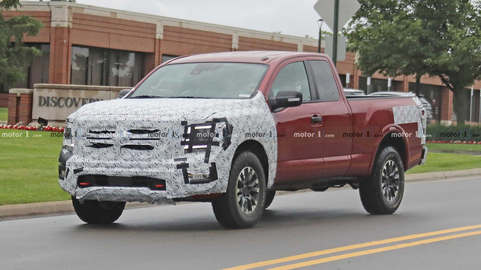 Refreshed Nissan Titan Coming Diesel And Single Cab Getting Axe