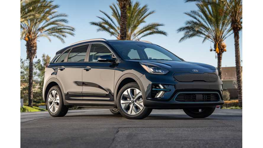 Car And Driver Says Kia Niro EV Is A Spectacular Electric Car