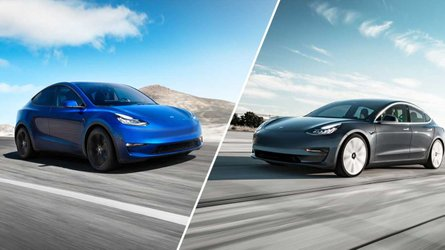 Tesla Model 3, Model Y Get Nose Job In Artist Rendering