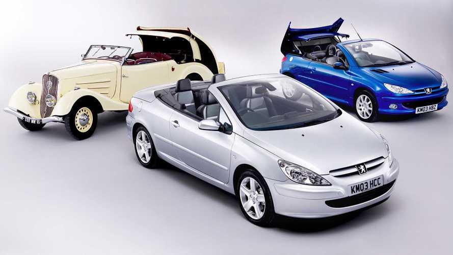 Auto coupé-cabriolet, ascesa e declino del tetto rigido