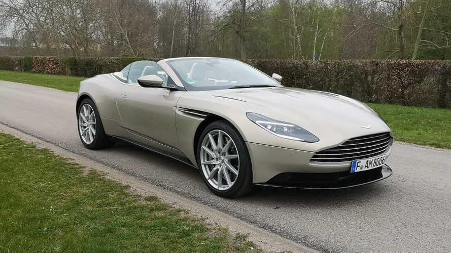 Essai Aston Martin DB11 Volante - Le coeur a ses raisons…