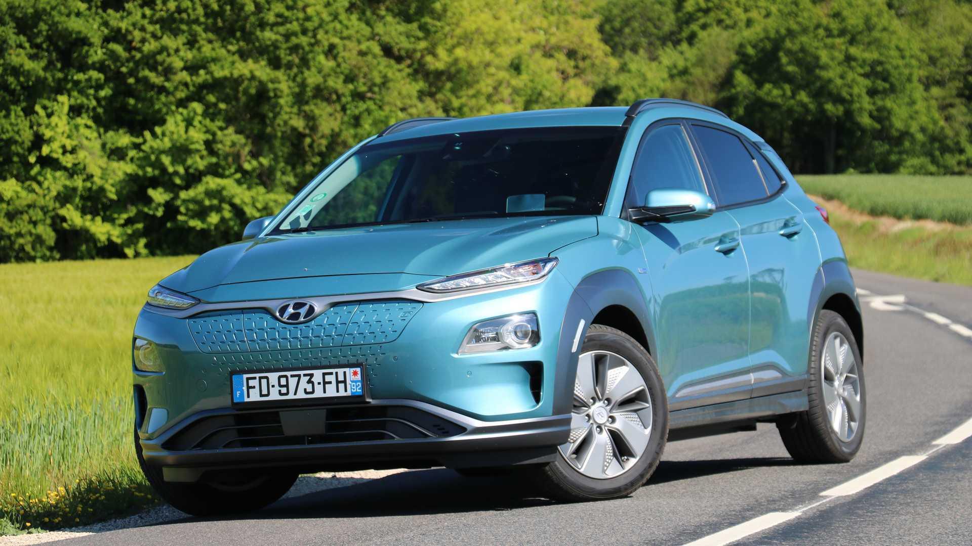 2020 Hyundai Kona Electric Gets At Least One Hot Upgrade