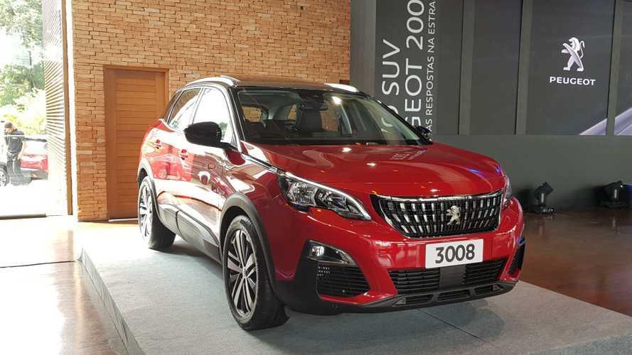 Peugeot 3008 ganha versão de entrada Allure por R$ 139.990
