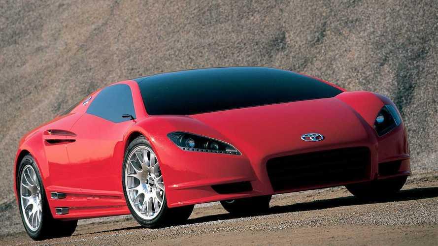 Prototipos olvidados: Toyota Alessandro Volta (2004)