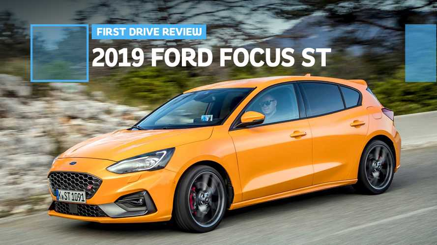 2019 Ford Focus ST First Drive: Another Energetic ST