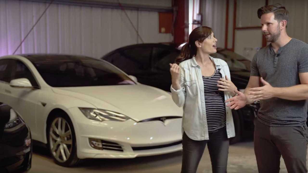 Tesla Model X, S, 3 Comparison