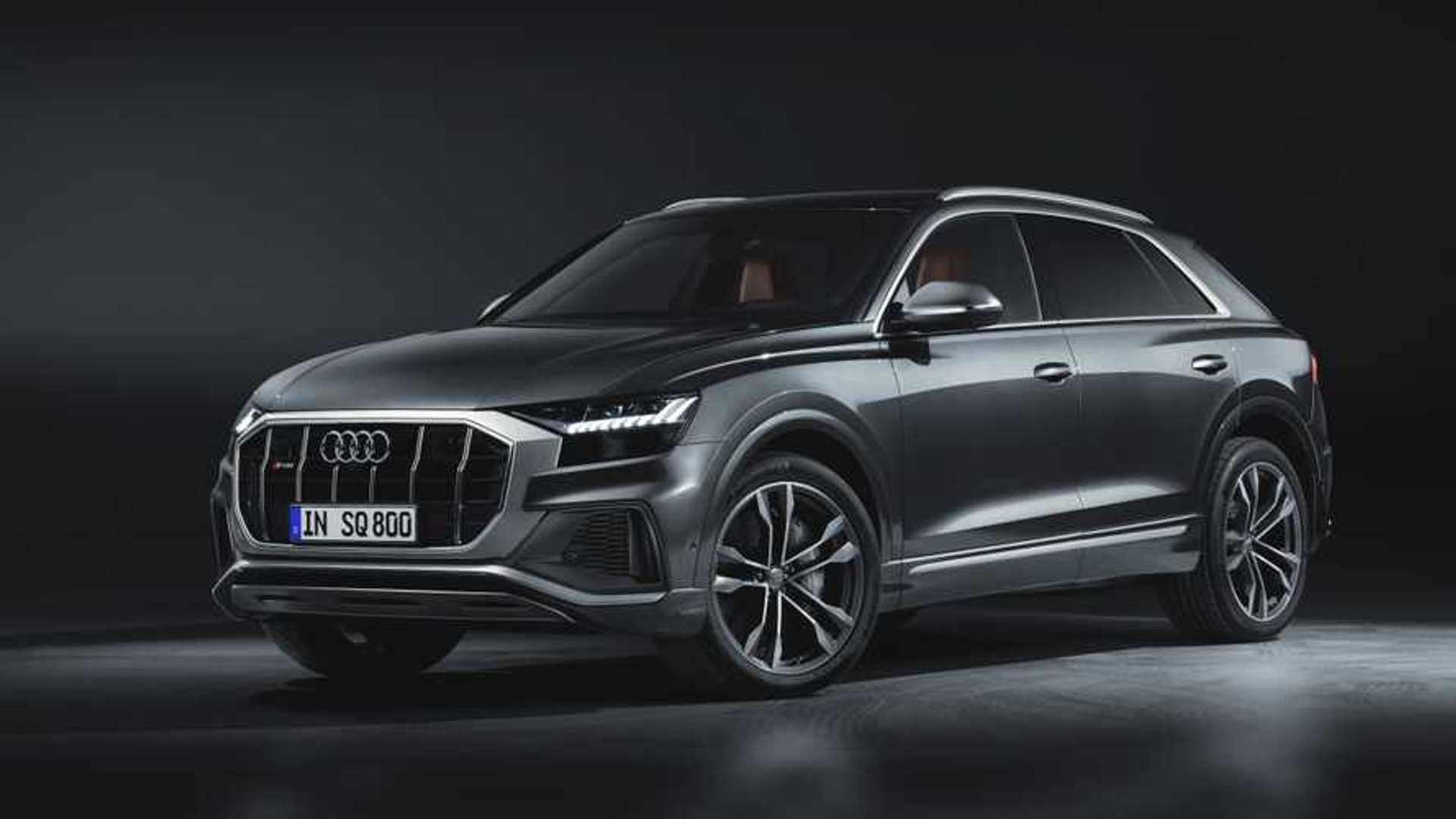Audi SQ14 Debuts With Blazing 14-HP Turbodiesel Mild Hybrid | minimum price of audi car