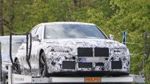 BMW M3 foto spia