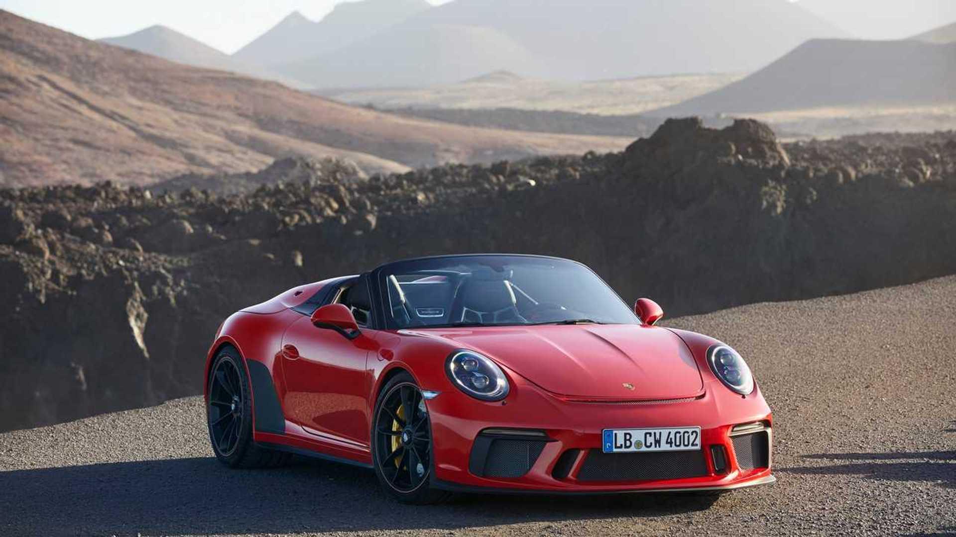 2015 - [Porsche] 911 Restylée [991] - Page 13 2019-porsche-911-speedster