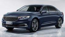 2020 Ford Taurus Vignale (CN Spec)