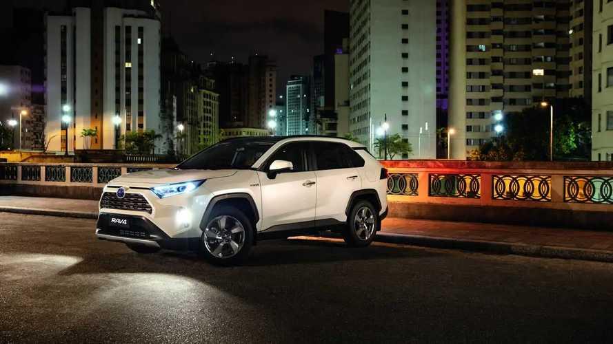 Toyota RAV4 2020 (Brasil)