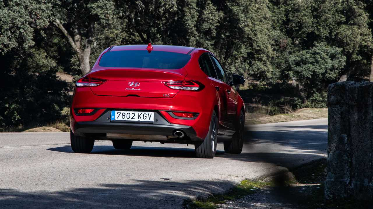 Hyundai i30 Fastback 1.0 T-GDi Tecno, prueba