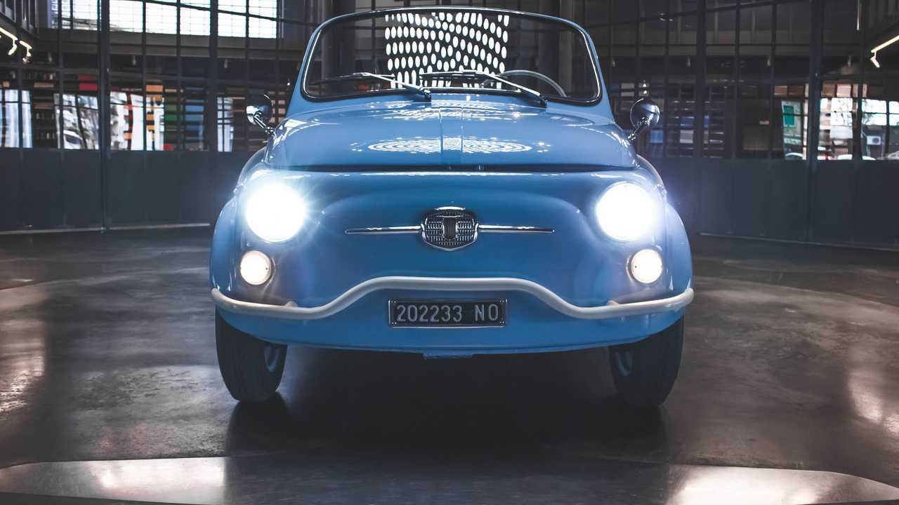 El Fiat 500 Jolly de Garage Italia
