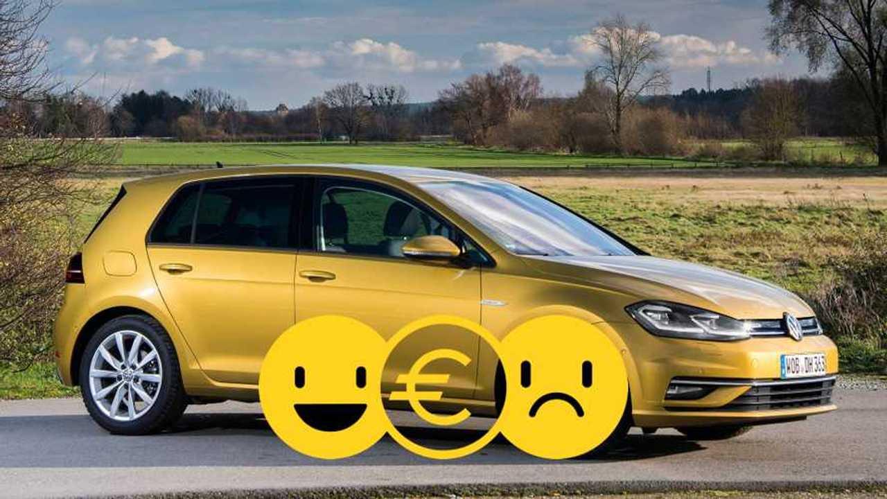 Promozione VW Golf