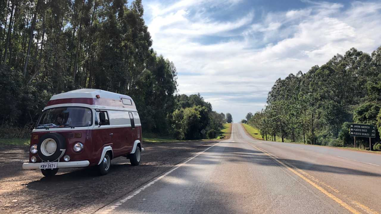 Custom VW Kombi Camper Is A Classic Slice Of Vanlife You Can Buy