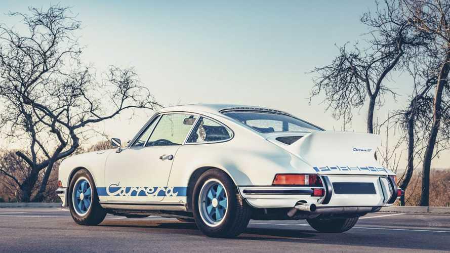 Alerta subasta: este Porsche 911 Carrera RS 2.7 Touring se vende