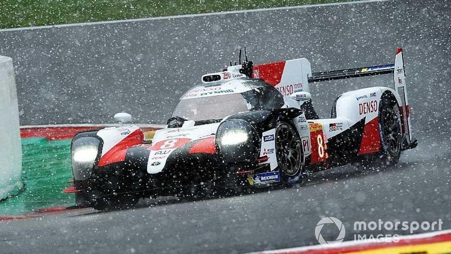Alonso, Buemi y Nakajima se imponen en unas nevadas 6 horas de Spa