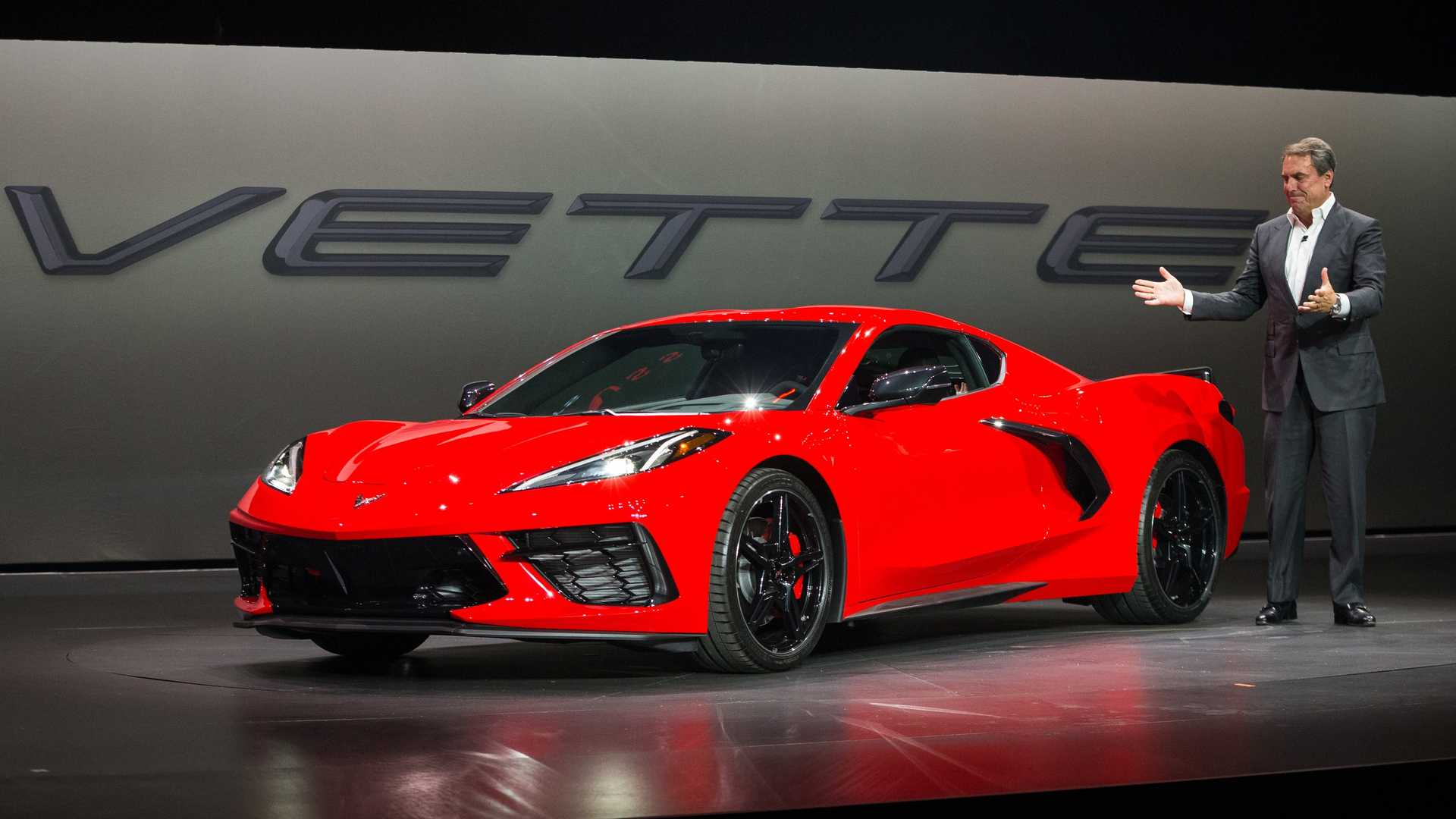 2020 Chevy Corvette C8 Dealer Playbook Puts All The Details