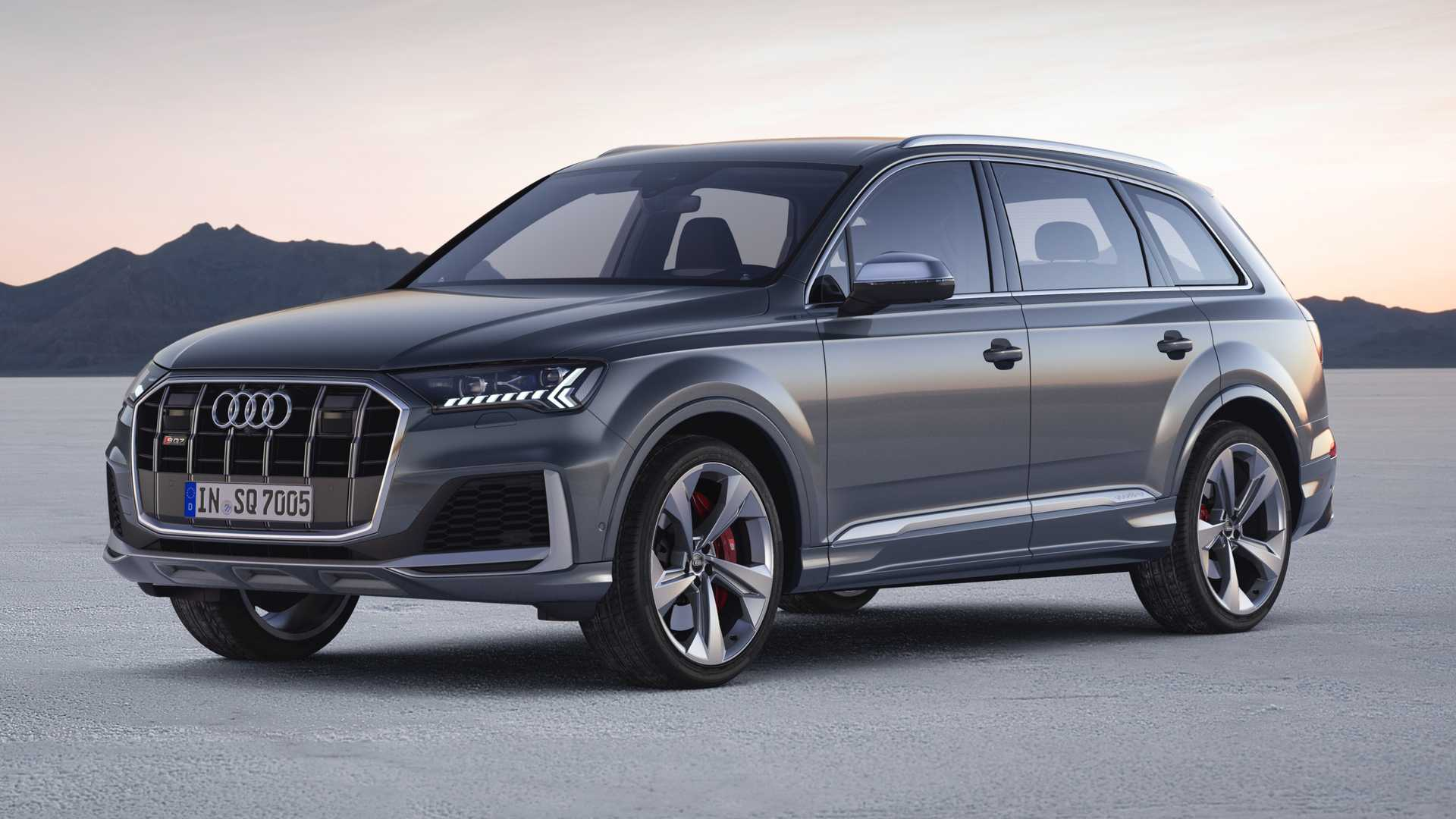 2020 Audi Sq7 Tdi Arrives With Fresh Design Torque Rich V8 Diesel