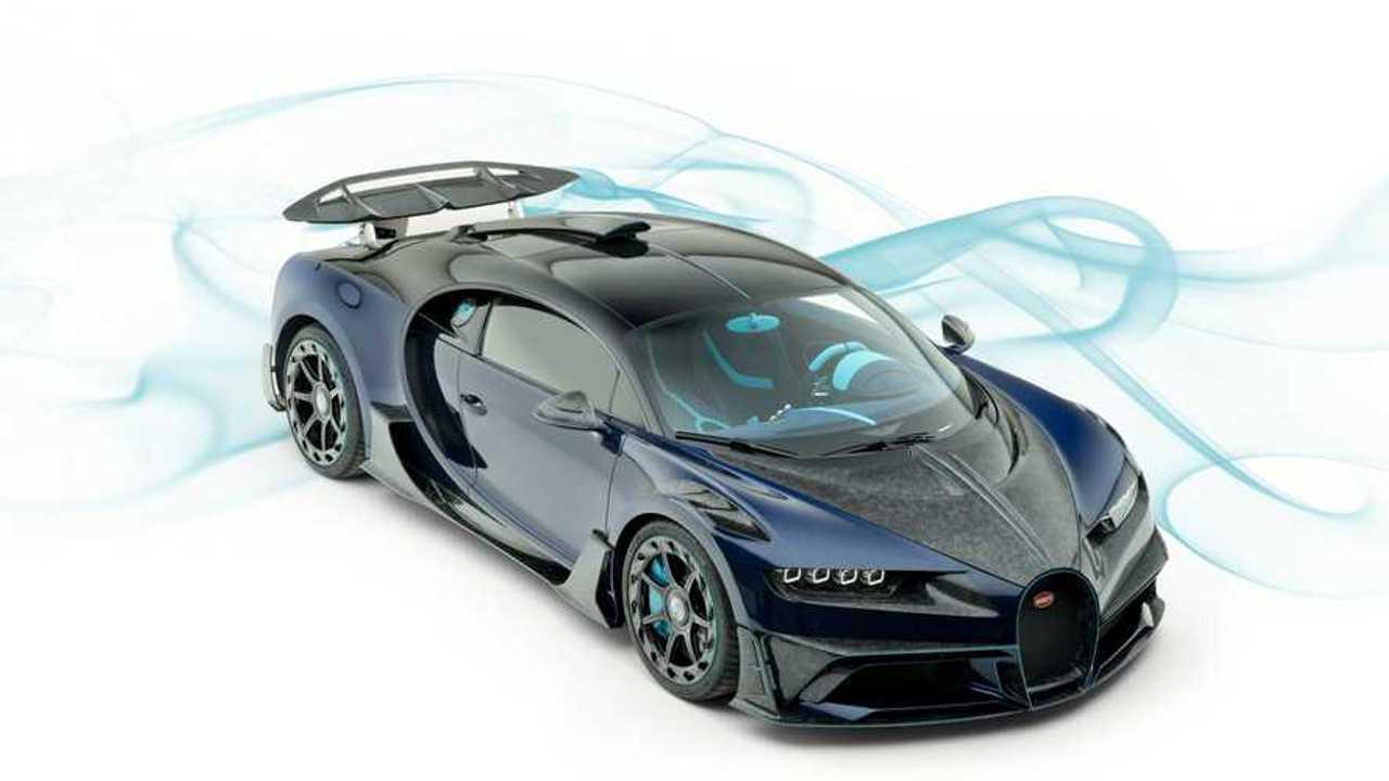 Bugatti Chiron Mansory Centuria